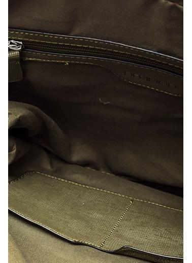 Derimod Laptop /Evrak Çantası Yeşil